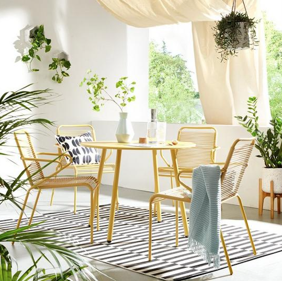 40 (+) Finds: Garden Furniture